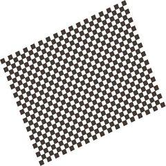 PAPEL ANTIGRASA BLANCO/NEGRO 30X30 CM (1X1000)
