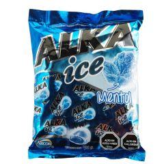 CARAMELO ALKA ICE MENTOL ( 20 x 100un )