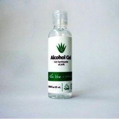 ALCOHOL GEL CON ALOE VERA