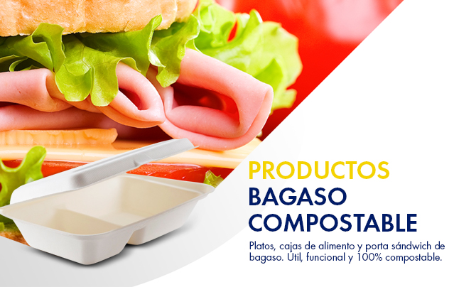 Bagaso Compostable