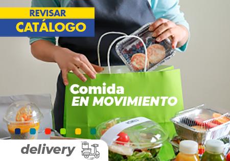 Catálogo Delivery